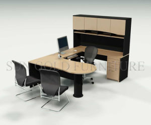 Modern Stylish File Cabinet Manager Furniture Office Executive Desk (SZ-OD225) pictures & photos