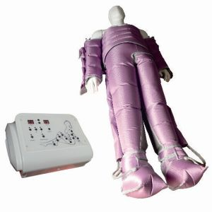 Vacuum Lymphatic Drainage Machine with Slimming Suit B8310h pictures & photos
