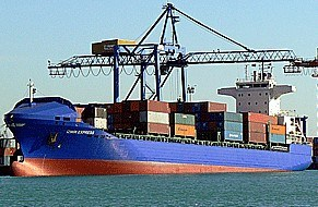 LCL Customs Clearance Warehouse and Inland Truck to Wellington