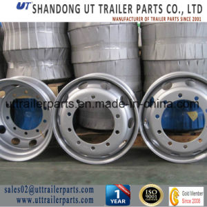 8.25X22.5 Wheel Rim/Steel Rim/Semi Trailer Rim pictures & photos