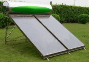 Non-Pressure Solar Water Heater with Cistern pictures & photos