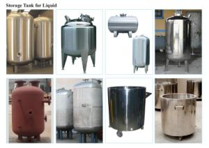 Chemical Storage Tank for Liquid (shape custom-built) pictures & photos