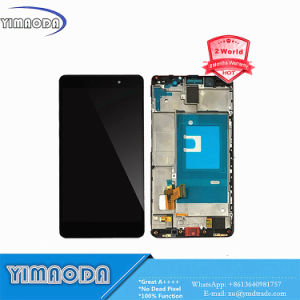 for Huawei Honor 7 LCD Touch Screen + Digitizer Assembly +Frame pictures & photos
