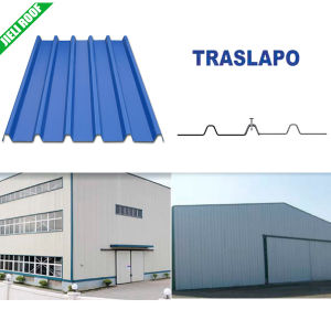 Soundproof PVC Industrial Roof Sheet pictures & photos