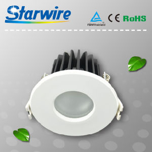 Cl09-W01 Cheap 9W Waterproof COB LED Downlight pictures & photos