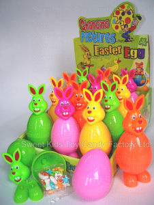 Rabbit Easter Egg (90301) pictures & photos