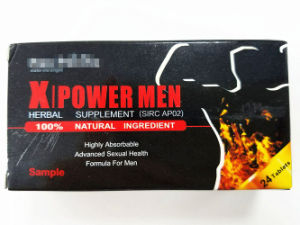 Western Medicine Power Men Herbal 100% Nautral Ingredient pictures & photos