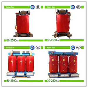 35kv High Voltage Dry Type Transformer From 50kVA to 2500kVA pictures & photos
