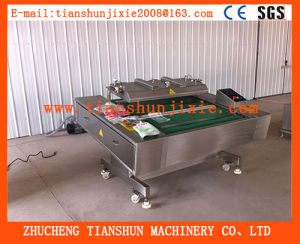Rolling Vacuum Packaging Machine for Liquid, Solid, Powder, Paste of Food 1000 pictures & photos