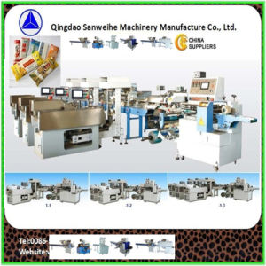 Pasta Automatic Weighing and Packing Machine pictures & photos