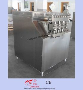 3 Piston 2000L Dairy High Pressure Homogenizer (GJB2000-25) pictures & photos
