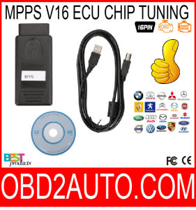 Mpps V16 Mpps ECU Chip Tuning for EDC15 EDC16 EDC17 Inkl Checksum Read and Write Memory