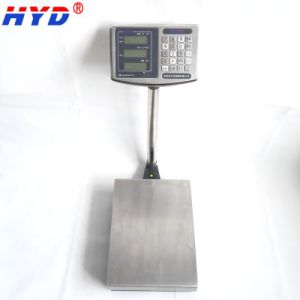 Weighing Equipment with Rechargeable Battery Inside pictures & photos