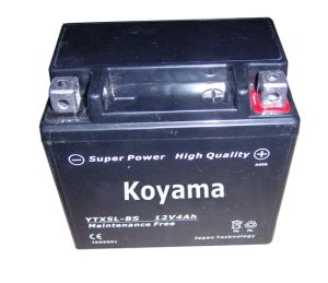 Factory Activated SMF Motorcycle Battery Ytx5l-Bs-12V5ah pictures & photos