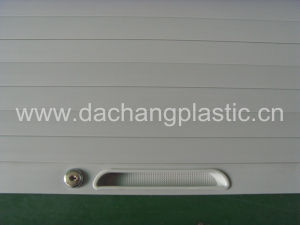 Plastic Coextrusion Rolling Shutter for Tambour Door pictures & photos