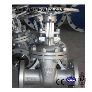 Pn25 Dn80 Wedge Gate Valve pictures & photos