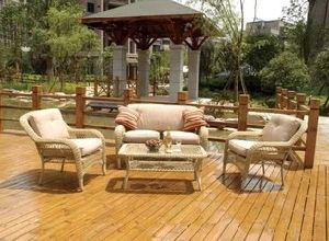 PE Rattan Sofa pictures & photos