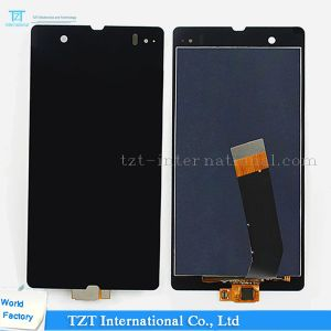 Cell/Mobile Phone LCD for Sony L36h/C6603/C660X/C6602/L36I Display pictures & photos