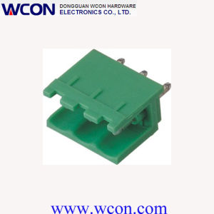 5.0 mm 180 Plate Side Terminal Connectr
