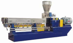 Wood Plastic and PVC Hot Cutting Granulation Line pictures & photos