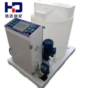 Auto Dosing System for Drugs Dosing