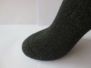 Terry Silver Socks pictures & photos