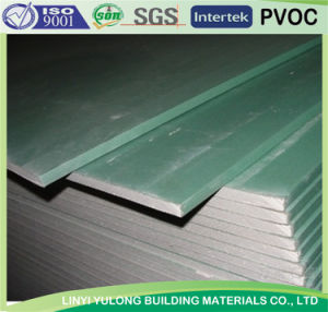 Water Proof/Water Resistant Gypsum Dryllwall Board/Plaster Board/ pictures & photos