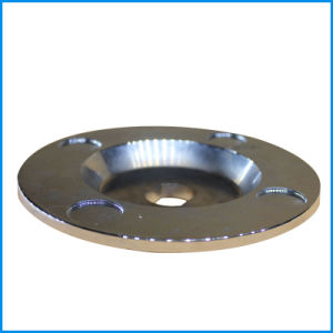 Lost Wax Investment Casting for Train Parts / CNC Machined Parts