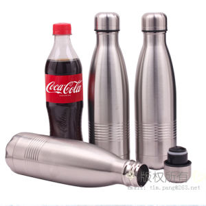 Stainless Steel Vacuum Travel Bottle pictures & photos