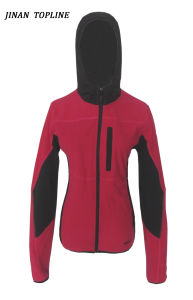 Women New Style Spring/Down Micro Fleece Casual Jacket Sports Wear pictures & photos