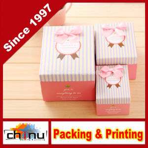 Paper Gift Box / Paper Packaging Box (110246) pictures & photos