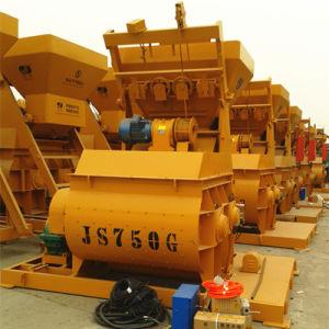 Hot - Compulsory Concrete Mixer (Js750) pictures & photos