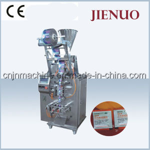 Jienuo Automatic Small Vertical Liquid Water Pouch Packing Machine pictures & photos