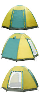 4-8 Person Leisure Camping Tent
