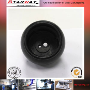 Custom Machining Plastic Turning From POM pictures & photos