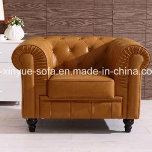 Italian Modern Classic PU Leather Sofa