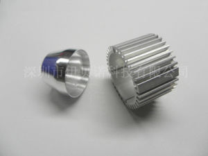 CNC Machine Part for LED Lamp Light Component From China pictures & photos