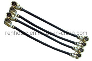 I-PEX/PAL to I-Pex Coaxial Cable pictures & photos