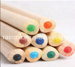 Jumbo Woodend Pencil with Natural Color pictures & photos