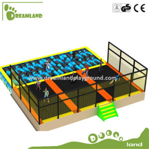 Dreamland Indoor Trampoline with Pit pictures & photos