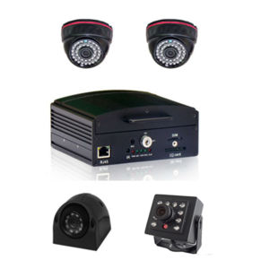 "3G /GPS Surveillance and 2.5"" HDD Mobile DVR pictures & photos"