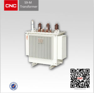 S9-M Double-Winding 11kv Non-Excitation Tap-Changing Full Sealed Oil Immersed Distribution Transformer of 6~10V pictures & photos