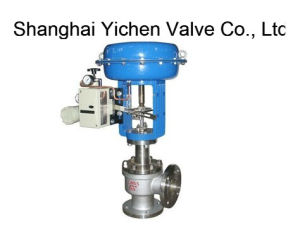 Single Seated Pneumatic Diaphragm Type Globe Control Valve (ZJHP) pictures & photos