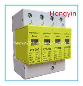 Ly1-B60 3p+N Class B 60ka Surge Protective Device pictures & photos