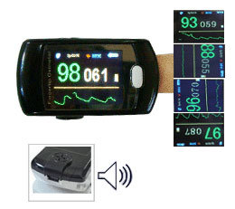 Finger Oximeter (JAX-206) pictures & photos