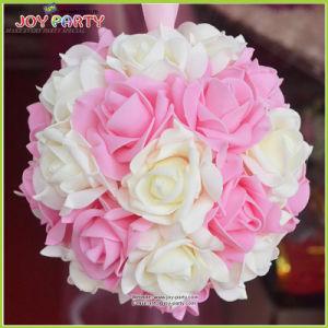 China New Design Handmade Wedding Hanging Flower Ball China