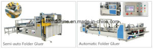 Corrugated Carton Box Making Machine pictures & photos