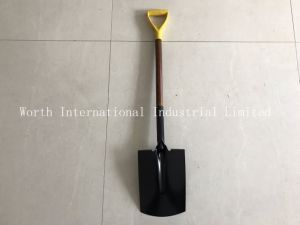 Peru Markat Wood Handle Spade pictures & photos