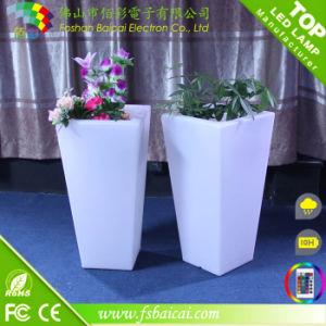 LED Gardon Flower Pots