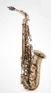 High Grade Antique Finished Saxophone